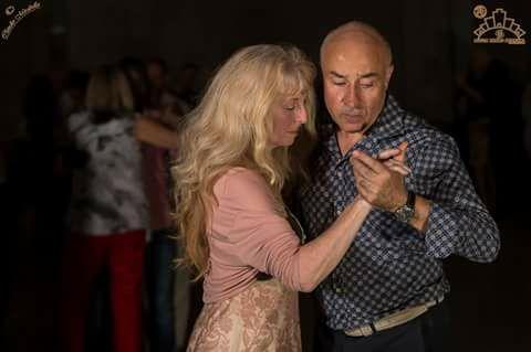 Tango Argentino lernen mit Renate_ Absolut Beginner